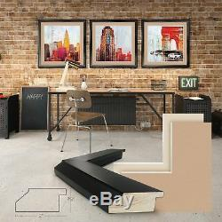 40Wx32H NEW YORK ROMANCE by RUANE MANNING KISS DOUBLE MATTE, GLASS and FRAME