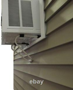 AC Support Bracket 2, AC-Safe No Tools Needed, Double Tube Mounts, Window, Frame