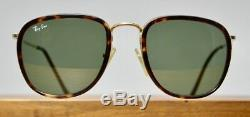 B&L Ray Ban Traditionals W1677 Double Frame Vintage Bausch Lomb Glasses Brille