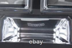 WATERFORD CRYSTAL LISMORE DOUBLE 4x6 PICTURE FRAME NEW IN BOX