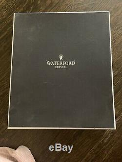 Waterford Crystal LISMORE DOUBLE PHOTO Picture Frame 4 x 6 NEW / BOX