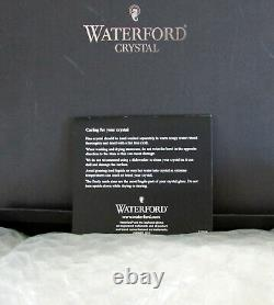 Waterford Crystal Lismore 4 X 6 Double Photo Picture Frame 140779 New In Box