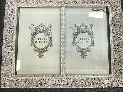 Windsor Double 4 X 6 Photo Frame by Olivia Riegel NEW DAMAGE